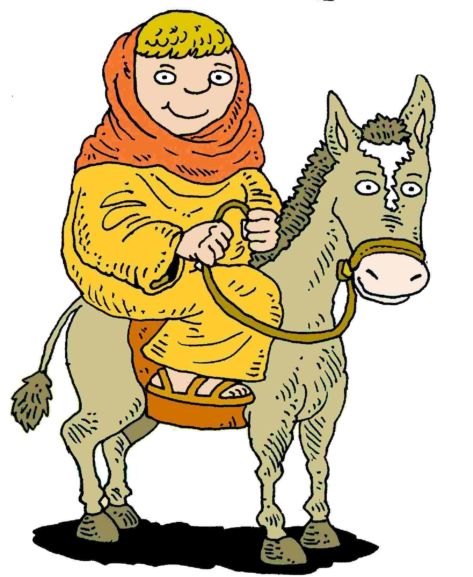 Donkey & Mary Cut
