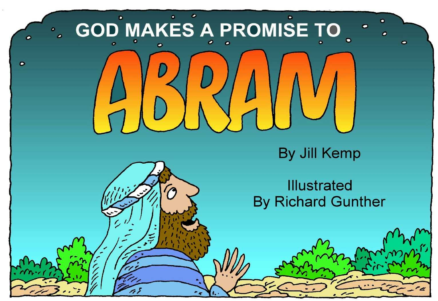 Gods Promise To Abram Col Publisher PDF