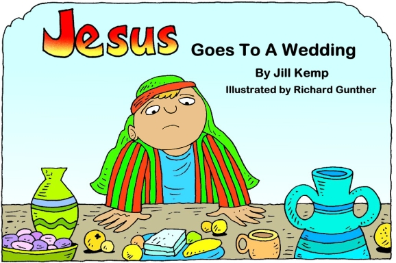 Jesus Goes To A Wedding Colour Publisher