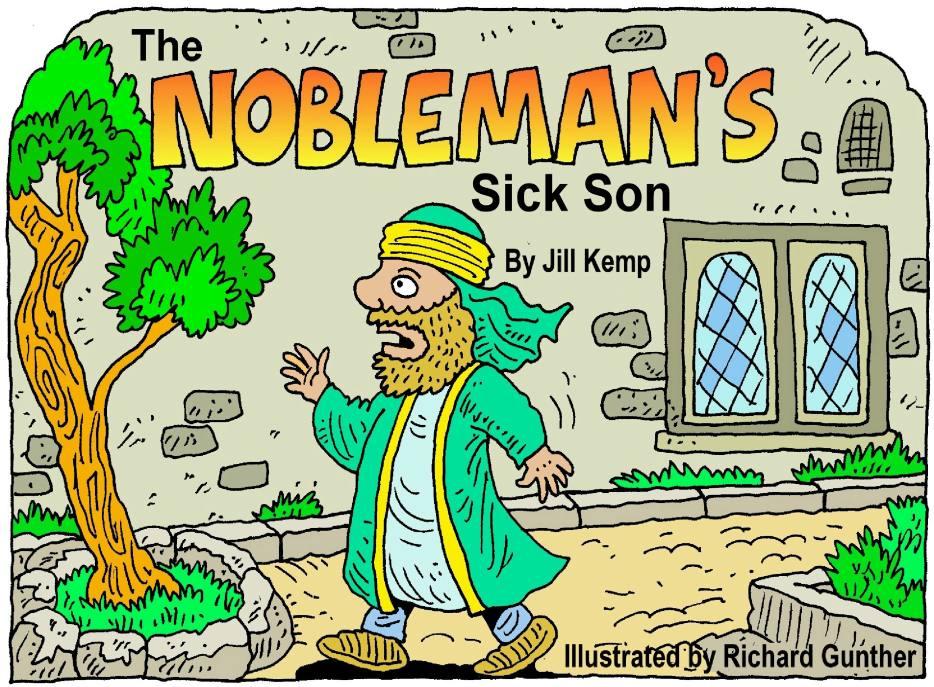 The Noblemans Sick Son Colour Publisher